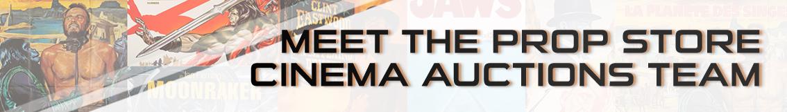 Meet the Cinema Auctions Team