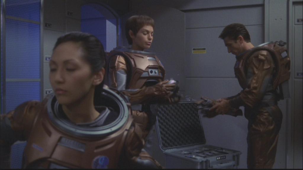Star trek enterprise space suit think