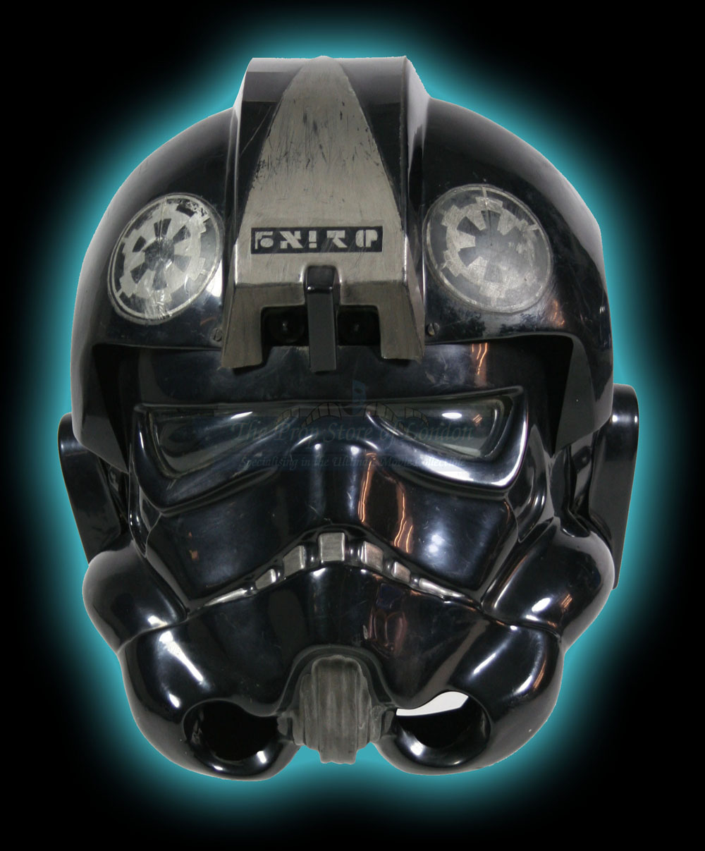 Tie Fighter Helmet Prop Store Ultimate Movie Collectables
