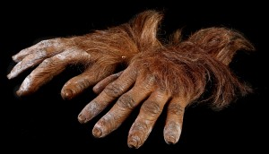 42119_Harry_&_the_Hendersons_Harry_Hands_Feet_Head_Stunt_Suit_Lot_3