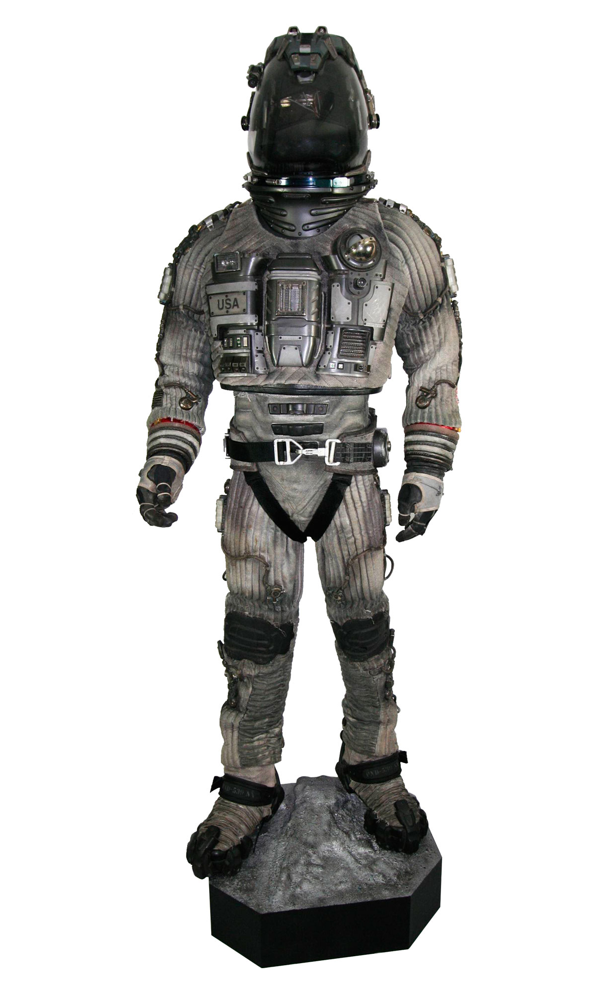Prop Store's Stellar Collection of Sci-Fi Space Suits ...