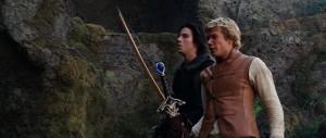Eragon Hero Zarroc Sword DVD