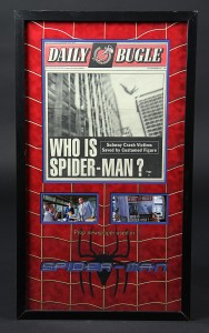 Spiderman-NewspaperDisplay1