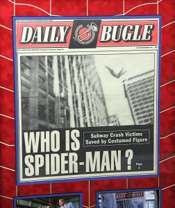 Spiderman-NewspaperDisplay2