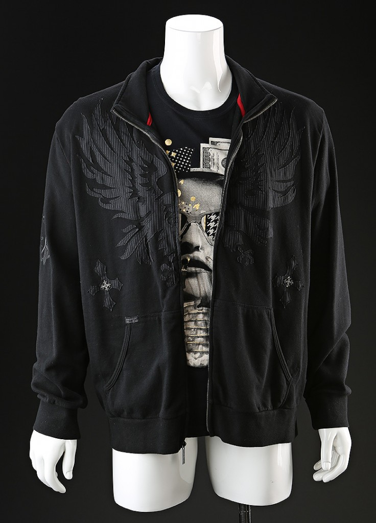 Jesse Pinkmans Aaron Paul Full MeasureZippered Jacket and T-Shirt 51474 1