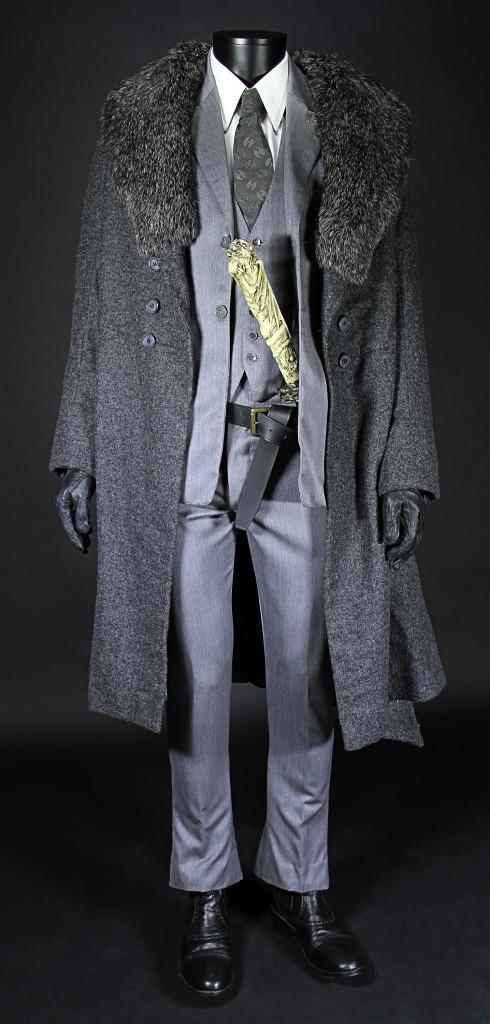 Alexander Grayson Fight Costume & Props 1