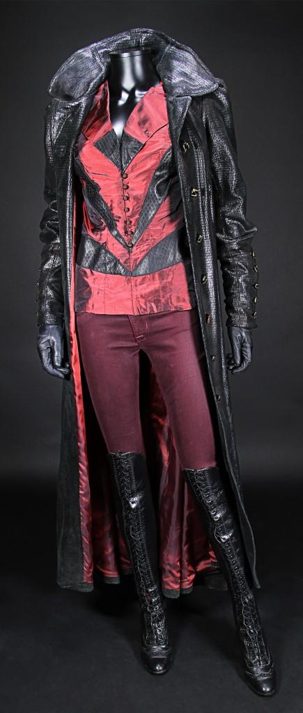 Lady Jayne Wetherby Vampire Hunting Costume 1