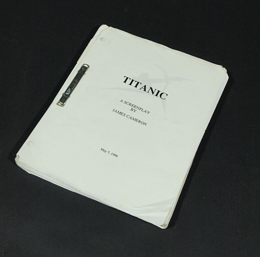 Titanic-Script1