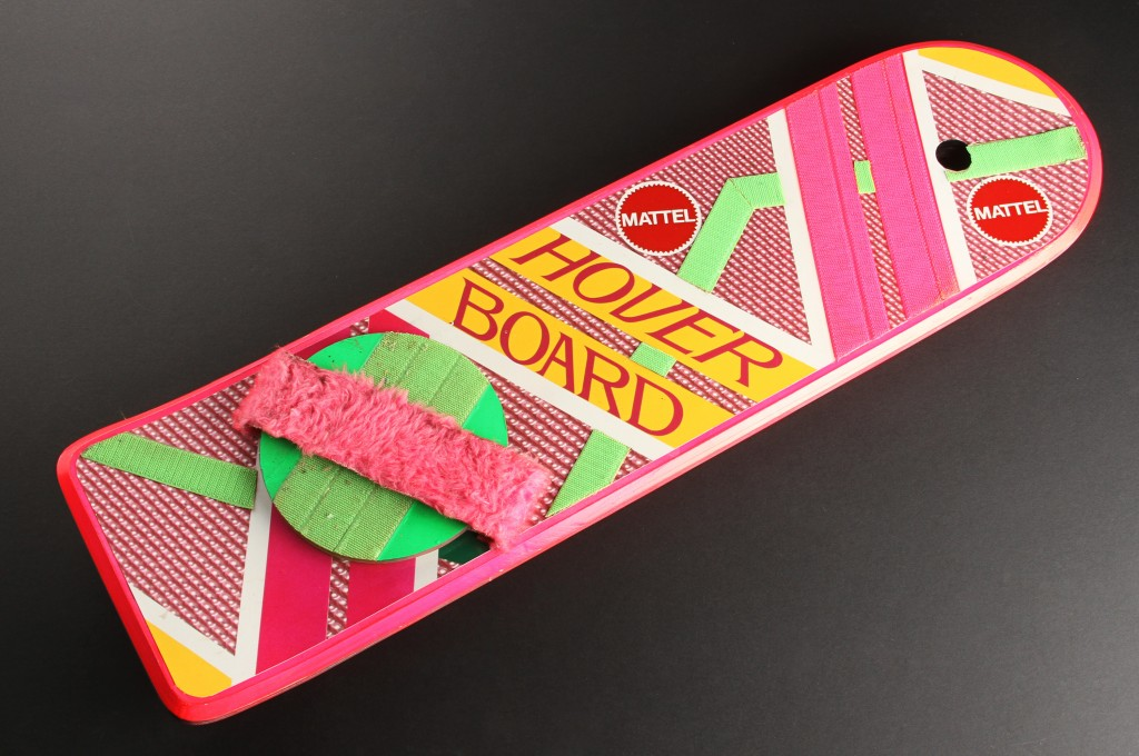 Back To Future 2 - Hoverboard 4
