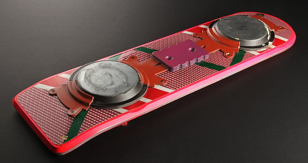 Back To Future 2 - Hoverboard 7