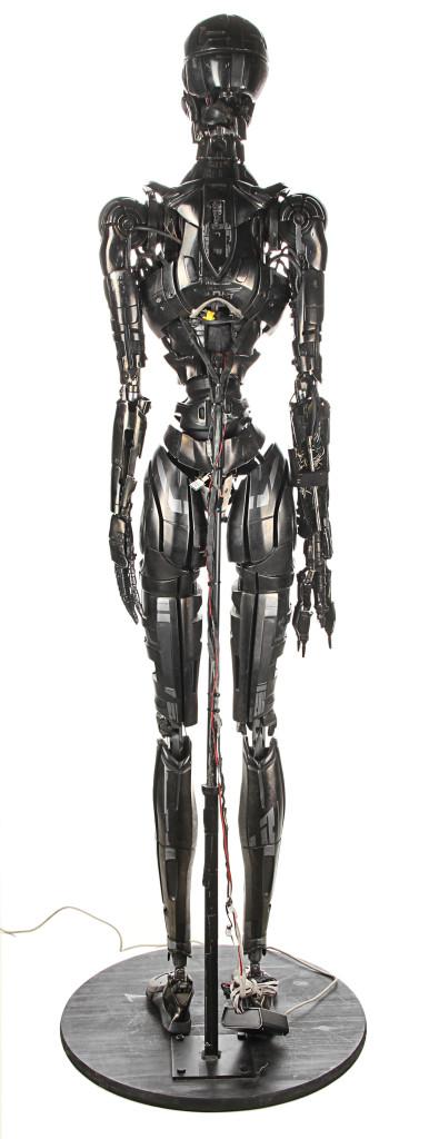 Terminator 3- TX Endo Skeleton 18