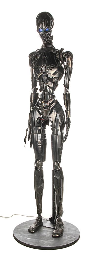 Terminator 3- TX Endo Skeleton 1