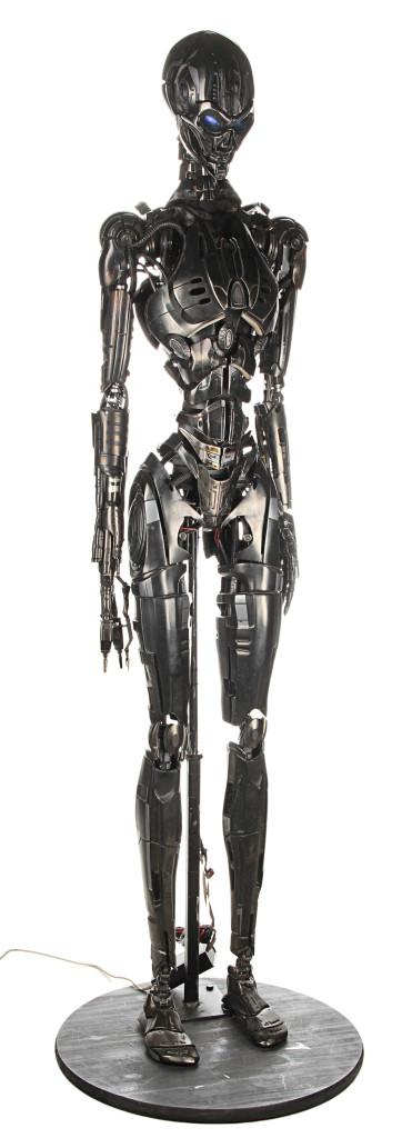 Terminator 3- TX Endo Skeleton 2