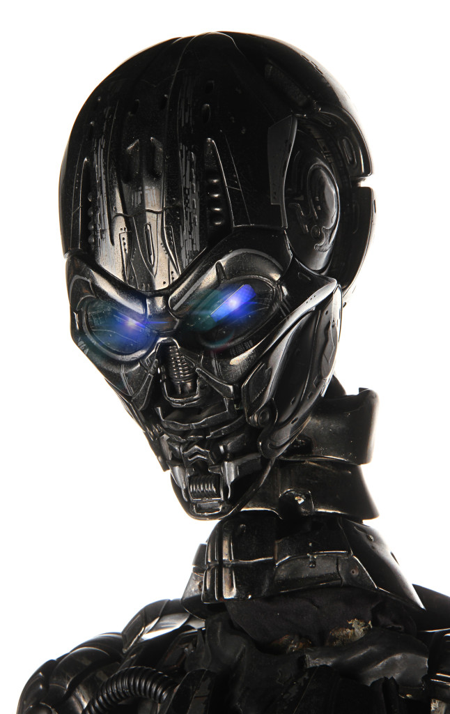 Terminator 3- TX Endo Skeleton 5