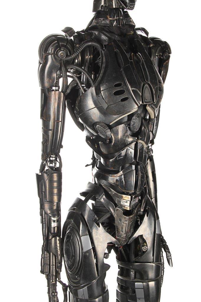 Terminator 3- TX Endo Skeleton 8