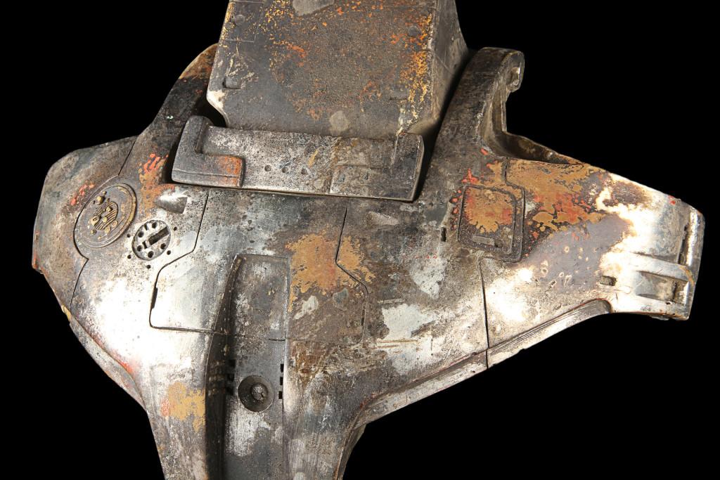 Terminator 2 - Chest Plate 2