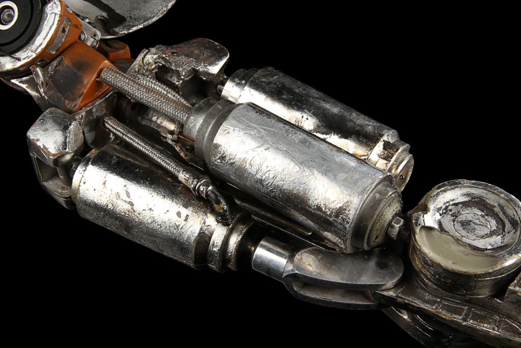 Terminator 2 - T800 Arm 10