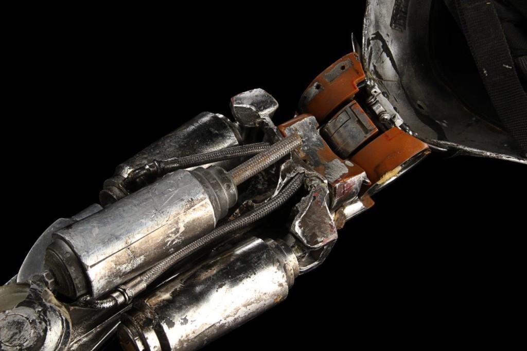 Terminator 2 - T800 Arm 11