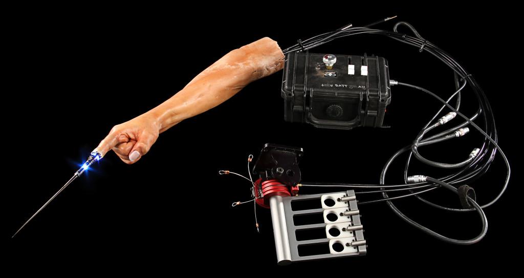 Terminator 3 - Arm1