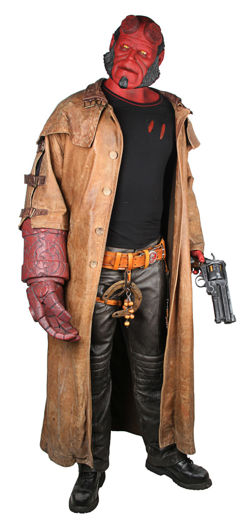 Hellboy- Ron Perlman Costume 1