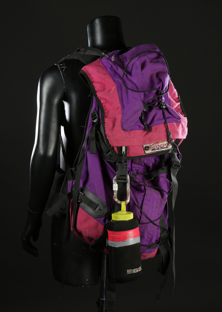 69433_Lot 5 - Everest Auction - Rob Hall's Jason Clarke Rucksack and Accessories_1