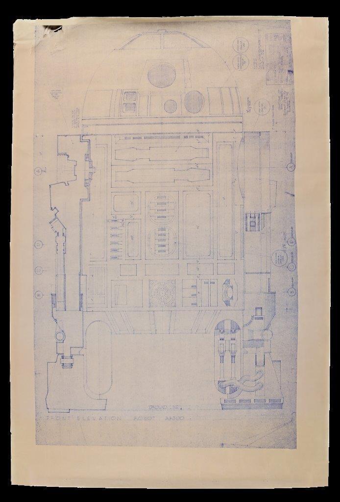 72803_Robot R2 Front Assemble Blueprint_1