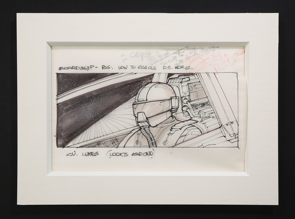 71906_Hand-Drawn-Storyboard---Luke-in-X-Wing_1