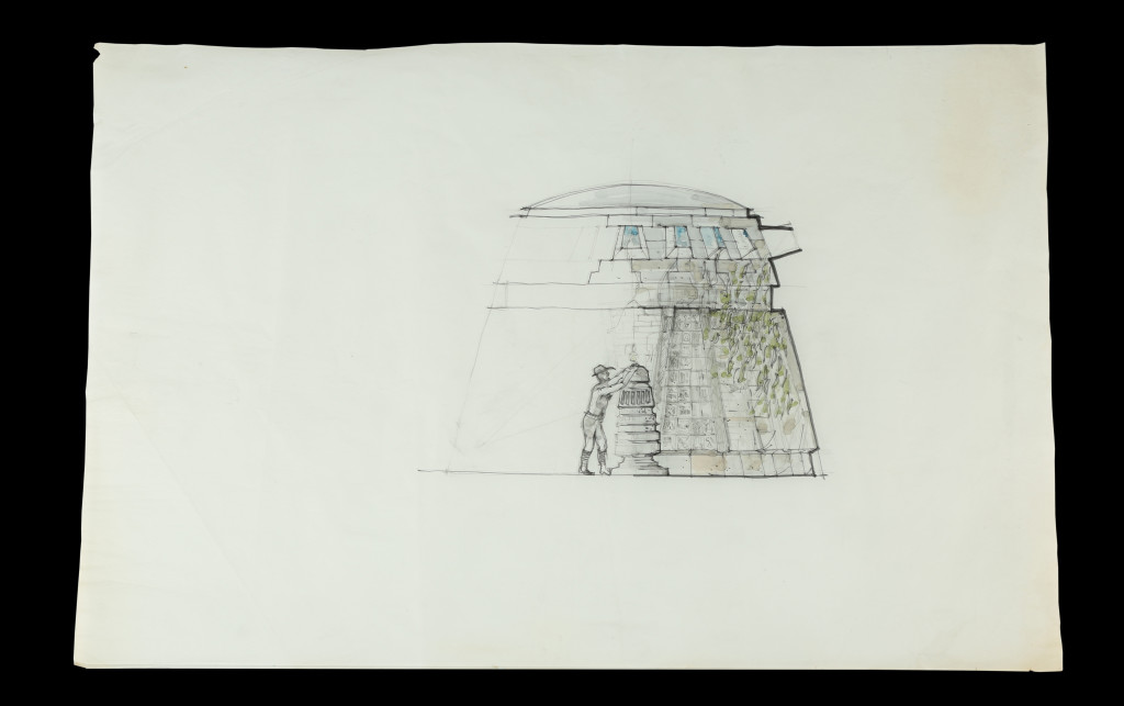 68134_Norman-Reynold's-Idol-Chamber-Pencil-Sketch_1