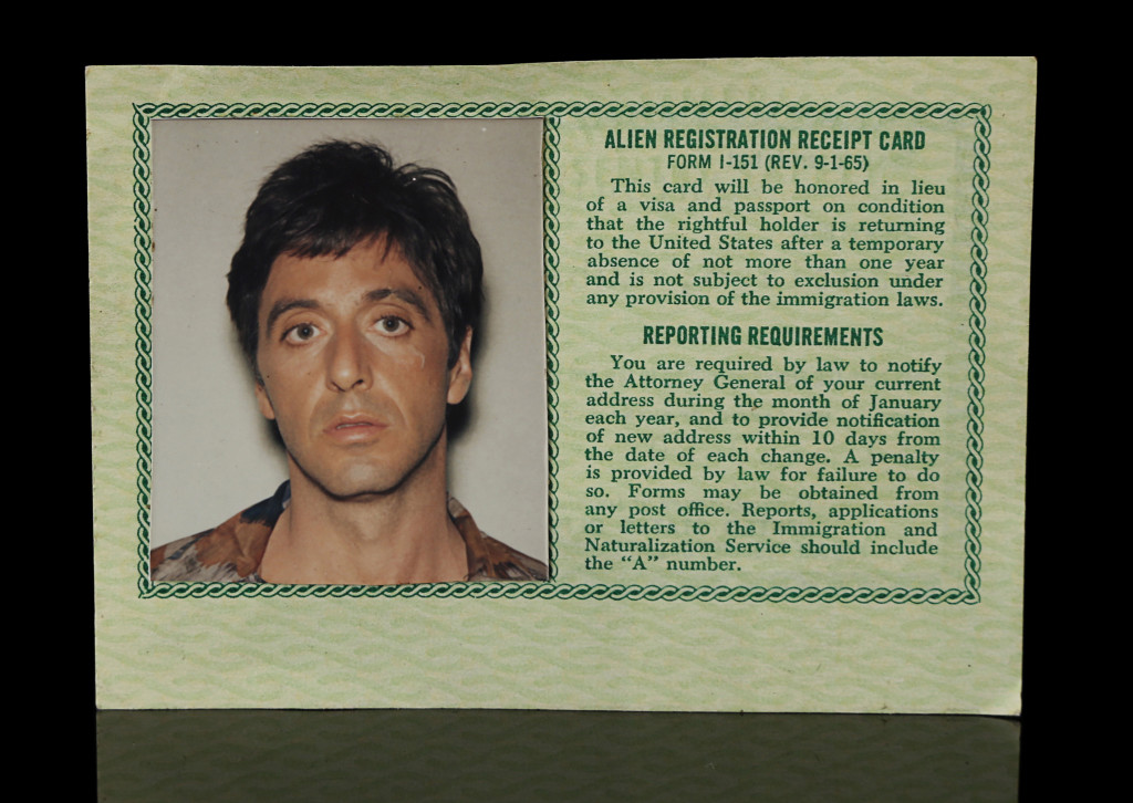 72689_Tony-Montana's-Al-Pacino-Green-Card_3