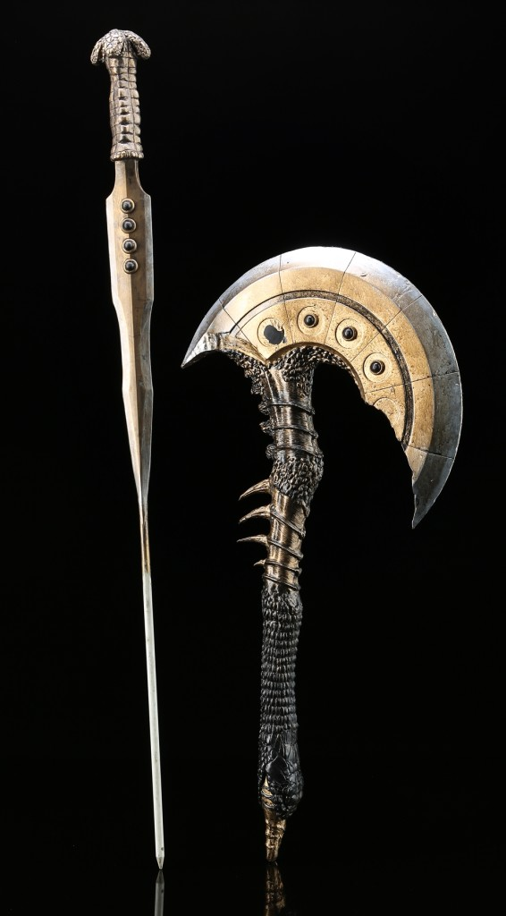 78560_Astarte War-Axe and Dagger_1